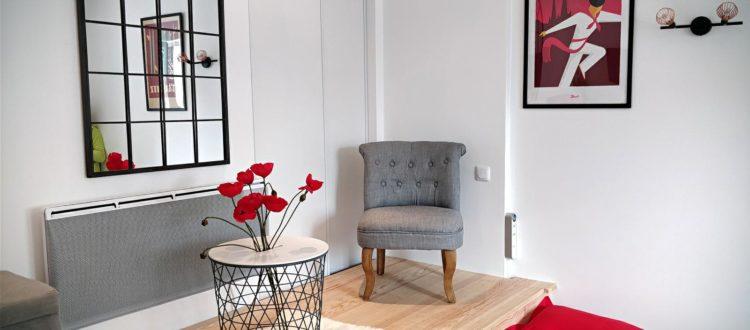 coin séjour fauteuil studio olympia